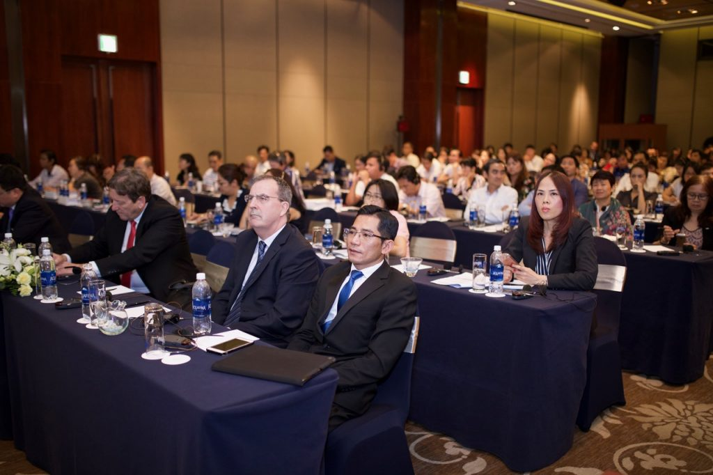 Visa tham dự hội nghị tại Úc