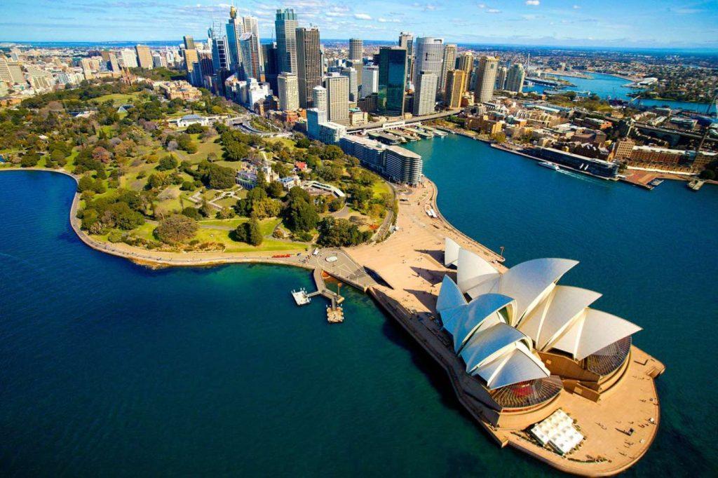 Giới thiệu sơ lược nước Úc