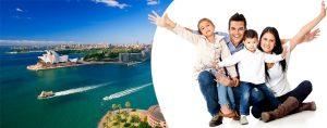 Làm Visa Úc định cư cho người nước ngoài